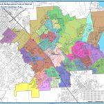 School Attendance Zones   Clear Creek   Texas School District Map By Region