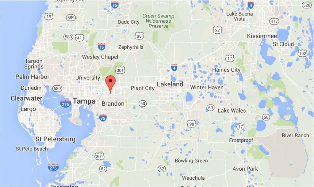 Sciency Thoughts: Homes Evacuated After Sinkhole Appears In Seffner - Google Maps Dunedin Florida