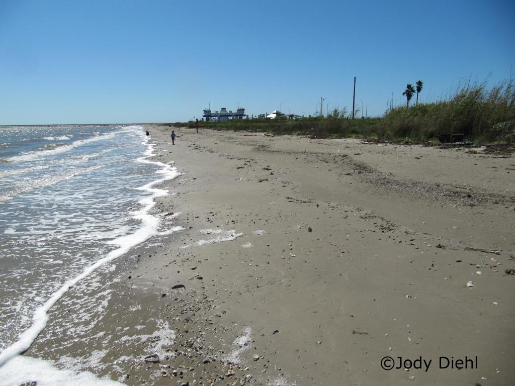 Seashell Collecting On Texas Beaches « Beach Treasures And Treasure - Texas Gulf Coast Beaches Map