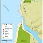 Seaside Beach   Northern Coastal Trails   Mendocino Land Trust, 2019   Seaside California Map