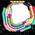 Seat Map For The New Stadium : Texasrangers   Texas Rangers Seat Map