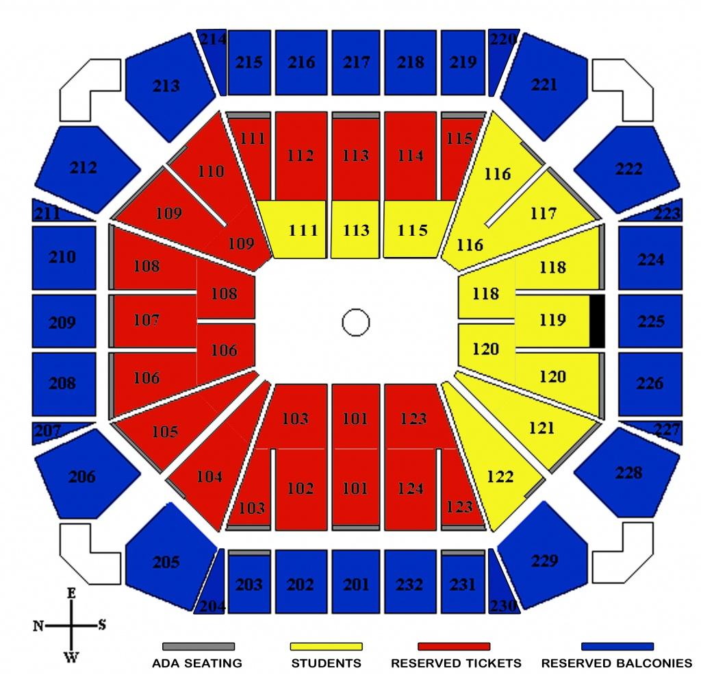 Seating Maps - University Of Texas Stadium Seating Map