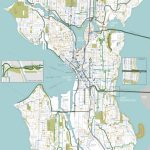 Seattle Area Bike Maps | Seattle Bike Blog   Printable Map Of Seattle Area