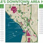 Seattle Maps | Washington, U.s. | Maps Of Seattle   Printable Map Of Downtown Seattle
