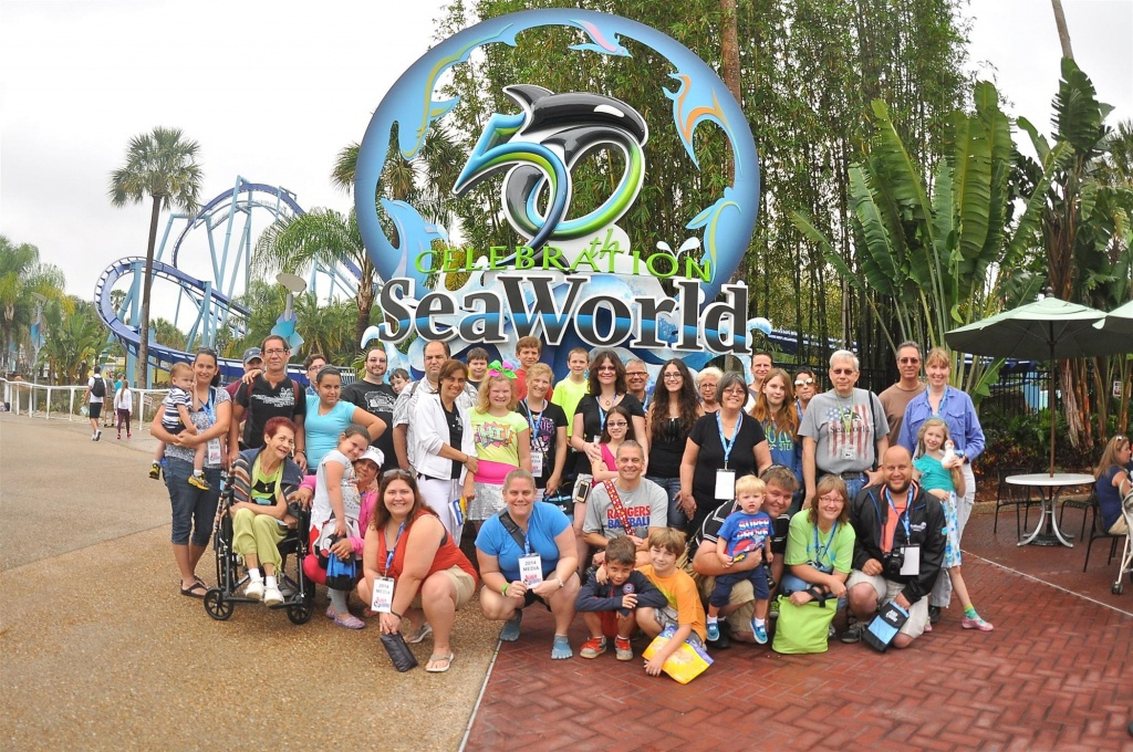 Seaworld Orlando Park Map | Quality Map - Seaworld Orlando Park Map Printable