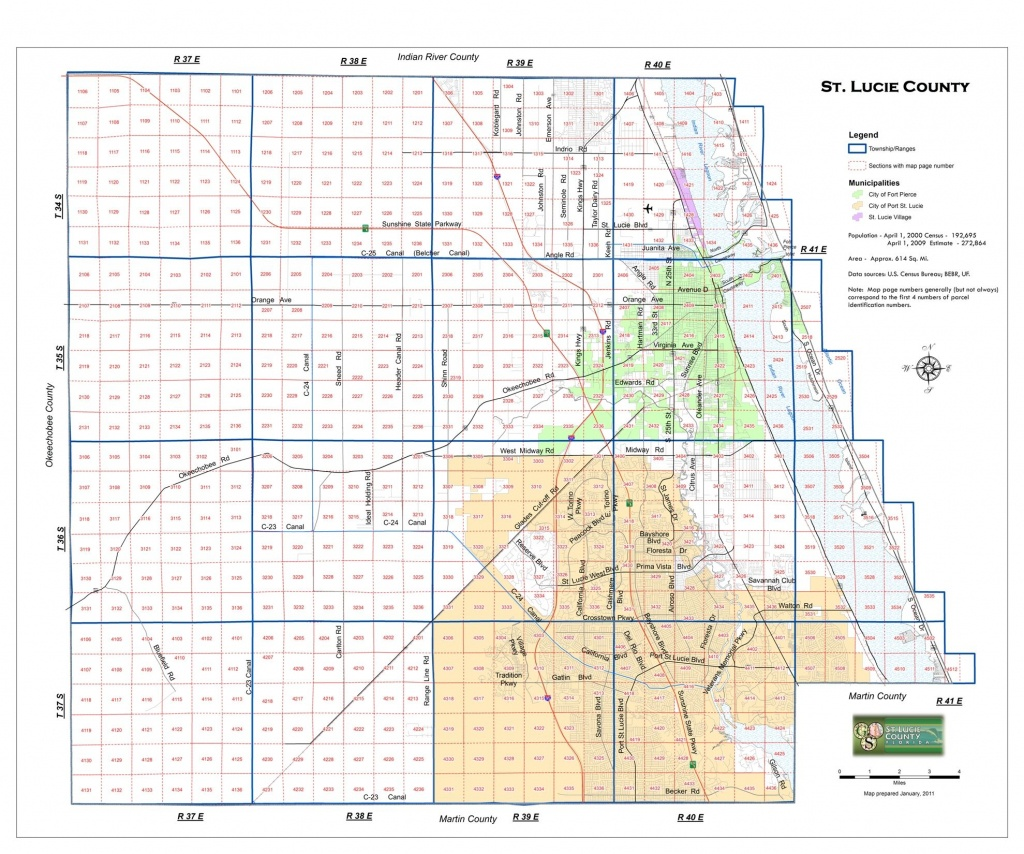 Section Townhip Maps Of Florida | Section Township Range | Work - Florida Section Map