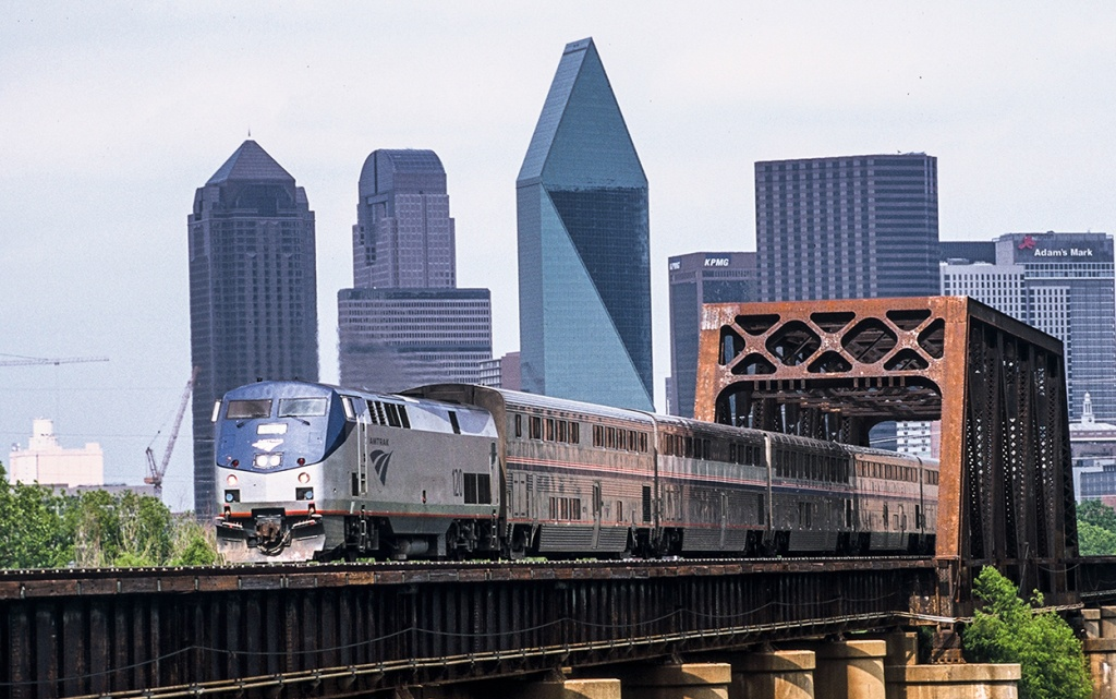 Seeing The Lone Star State From A Seat On The Texas Eagle – Texas - Texas Eagle Train Route Map