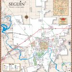 Seguin Texas Map   World Maps   Seguin Texas Map