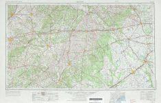 Seguin Topographic Maps, Tx   Usgs Topo Quad 29096A1 At 1:250,000 Scale   Seguin Texas Map