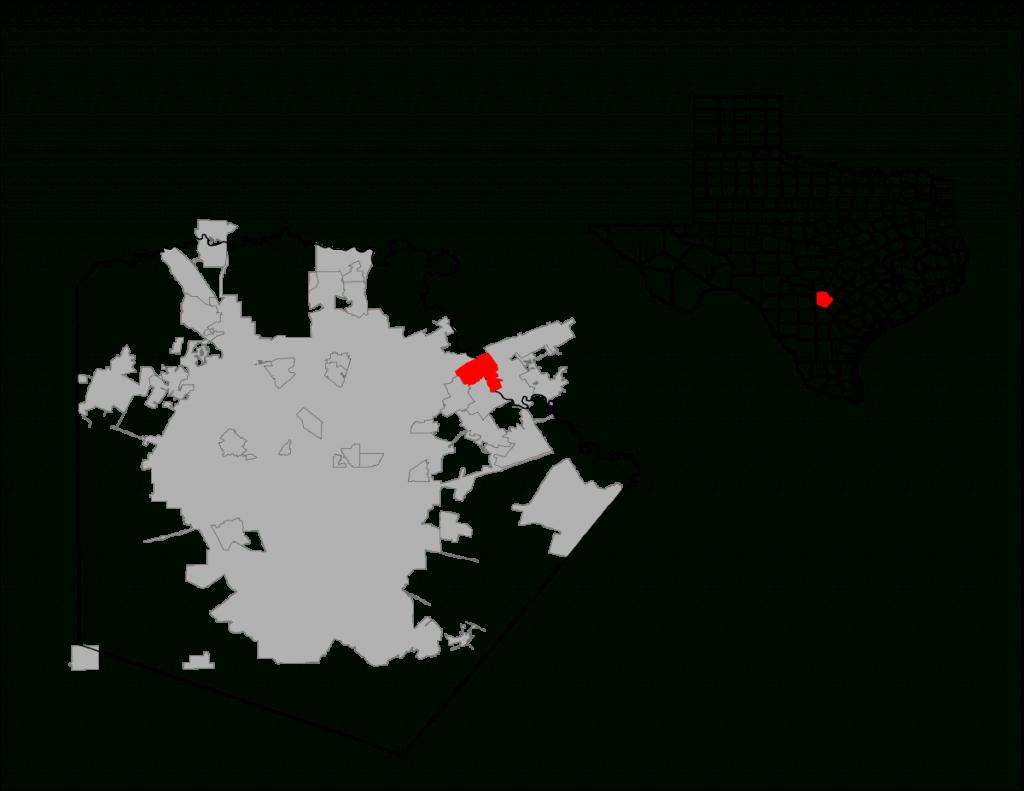 Selma (Texas) – Wikipedia - Selma Texas Map