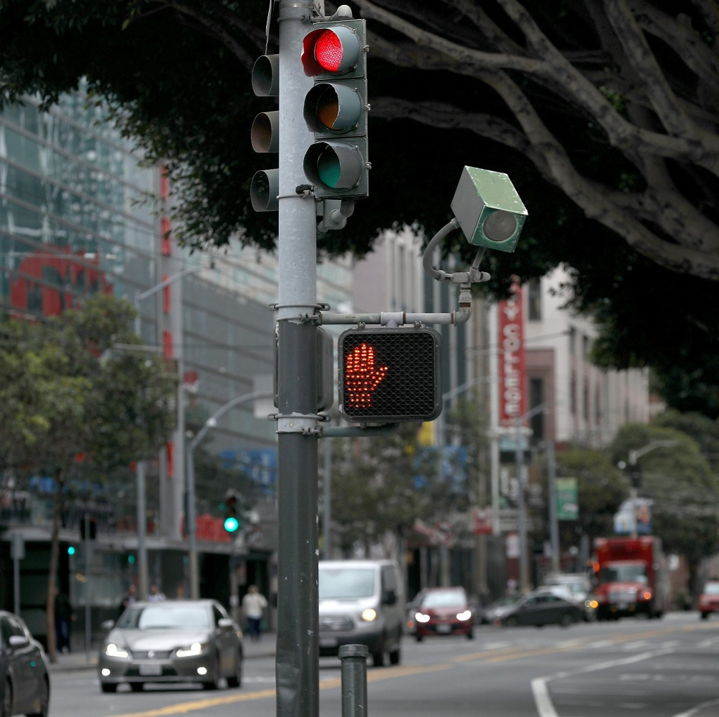Sf Getting New Red-Light Cameras, But It's Been A Stop-And-Go - Red Light Camera California Map