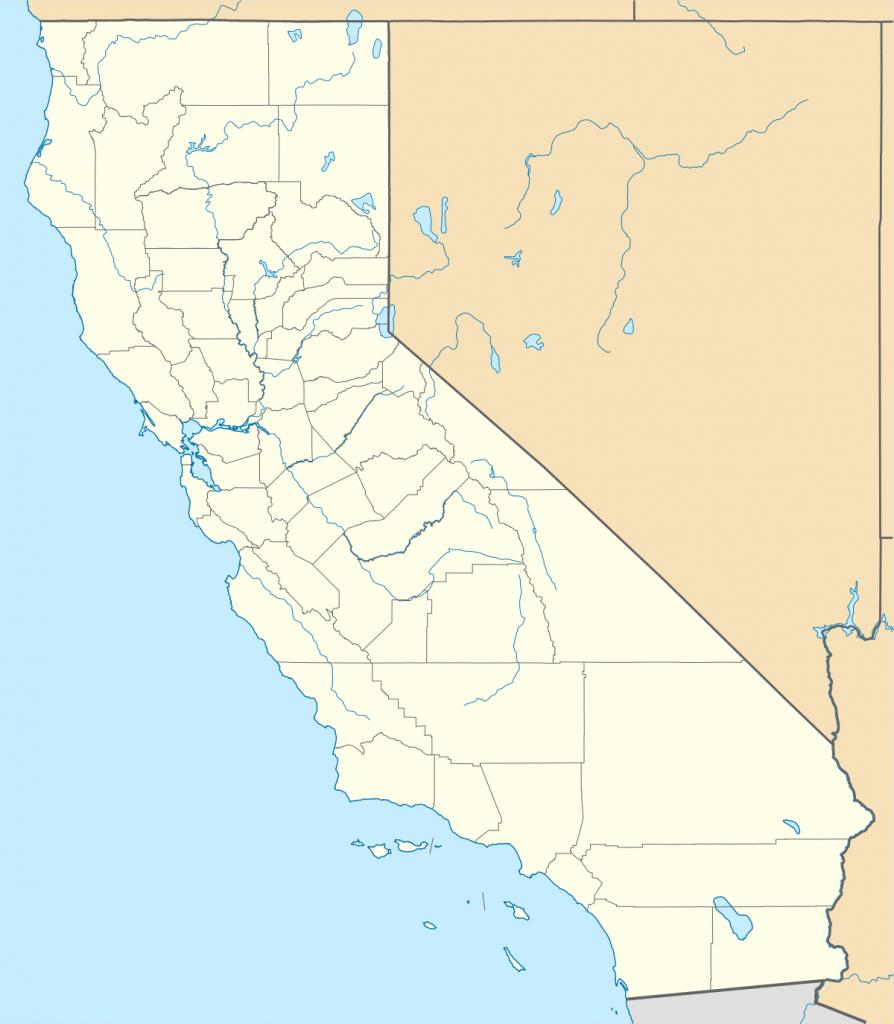 Silver Lake, San Bernardino County, California - Wikipedia - Silver Lake California Map