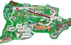 Six Flags Magic Mountain (Interactive Map!)   Youtube   Six Flags Map California 2018