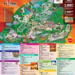 Six Flags Over Georgia | Favorite Places In 2019 | Theme Park Map   Printable Six Flags Over Georgia Map