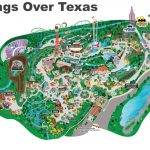 Six Flags Over Texas Map   Printable Six Flags Over Georgia Map