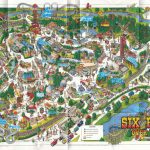 Six Flags Over Texas Map | Sitedesignco   Printable Six Flags Over Georgia Map