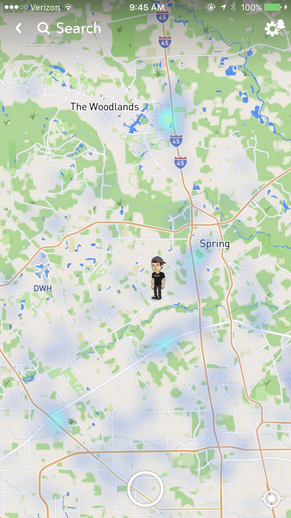 snapchats newest feature poses security threat to children spring child predator map texas Child Predator Map Texas