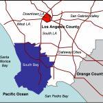 South Bay (Los Angeles County)   Wikipedia   Hermosa Beach California Map