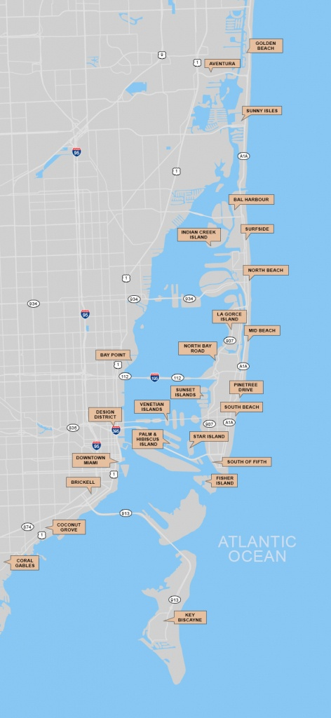South Florida Map Search - Sunny Isles Florida Map