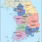 South Korea Maps | Printable Maps Of South Korea For Download   Printable Map Of Korea