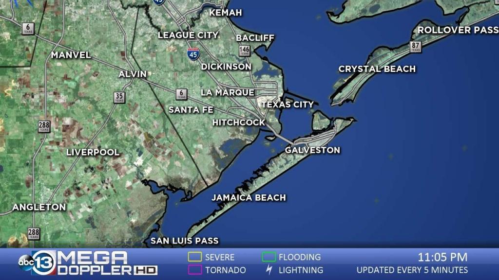 Southeast Texas Radar | Abc13 - Texas Weather Radar Maps Motion