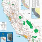 Southern California Beach Towns Map Large Detailed Map Of California   Southern California Beach Towns Map