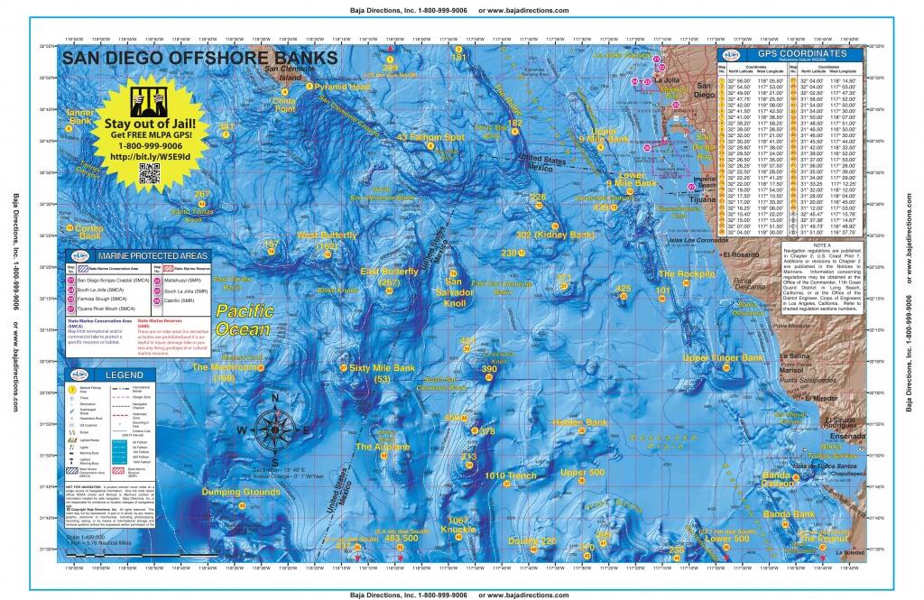 Southern California Fishing Spots - Image Of Fishing Magimages.co - Southern California Fishing Spots Map