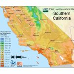 Southern California Hardiness Zone Map I Guess I'm 10B Or Maybe 10A   Plant Zone Map California