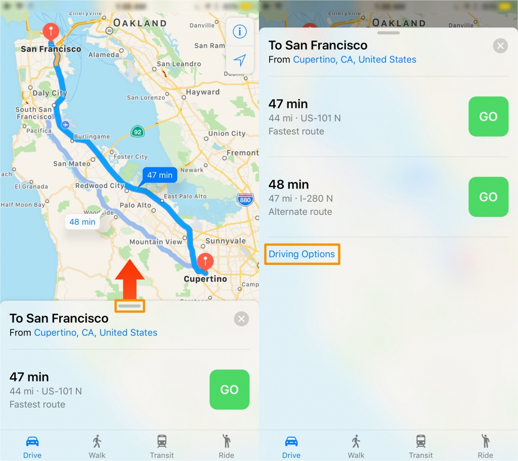 Southern California Toll Roads Map Map Of Highway 101 In California - Highway 101 California Map