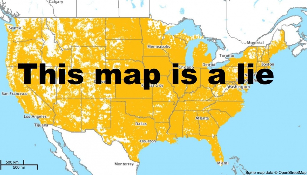 Sprint Admits Its Lte Network Is Bad, Like, Really Bad - Sprint Coverage Map Florida