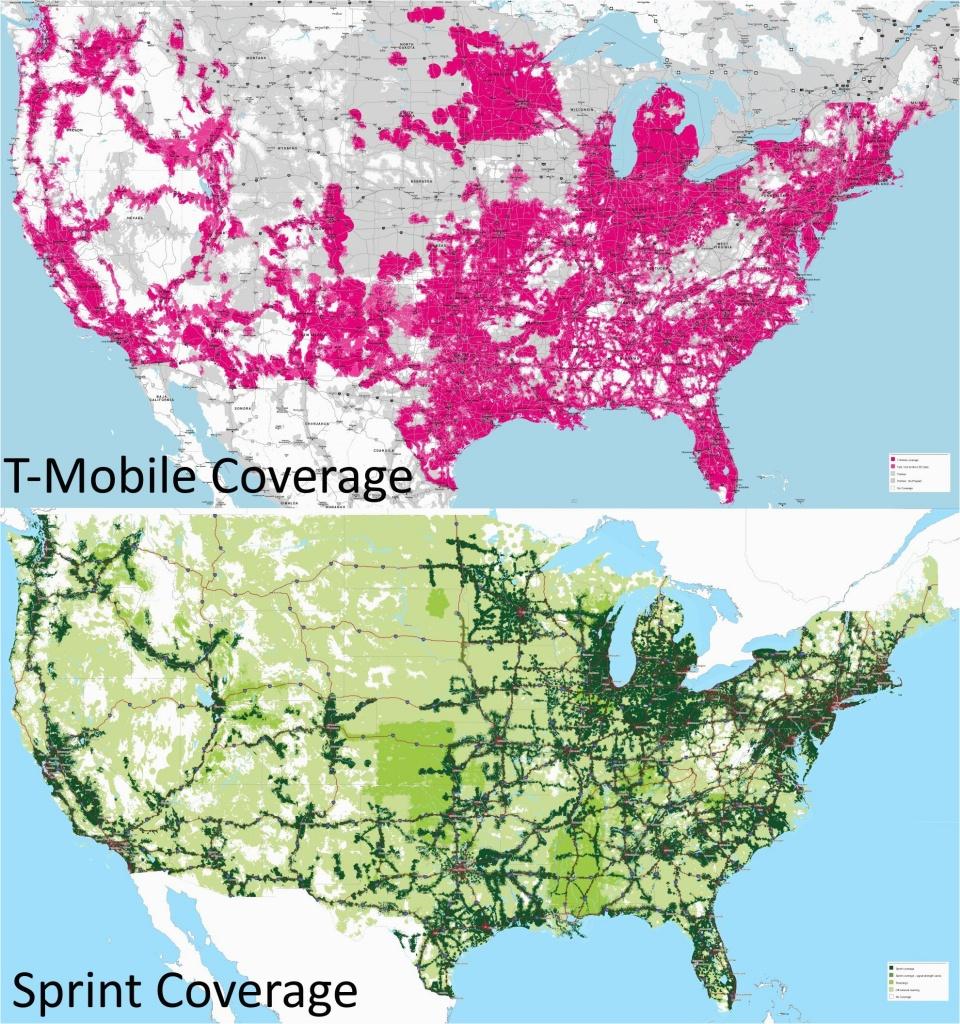 Sprint Coverage Map Oregon Us Cellular Florida Coverage Map - Us Cellular Florida Coverage Map