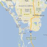 St. Pete Beach And Pass A Grille Florida | St Petersburg Clearwater   St Pete Florida Map