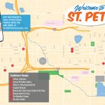St. Pete Map & Things To Do   St Pete Florida Map