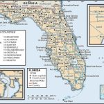 State And County Maps Of Florida   St Leo Florida Map