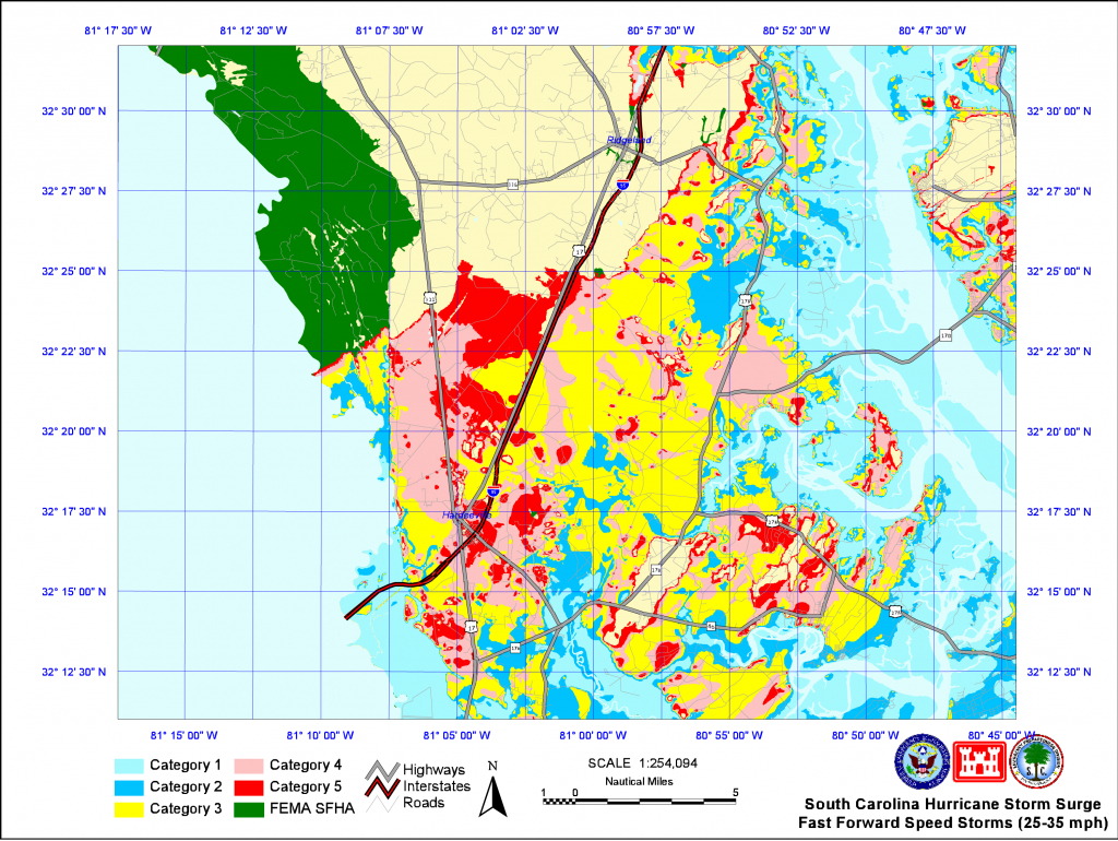 State Level Maps - Marion County Florida Flood Zone Map