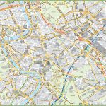 Street Map Of Rome City Centre   Detailed Map Of Rome City Centre   Street Map Rome City Centre Printable