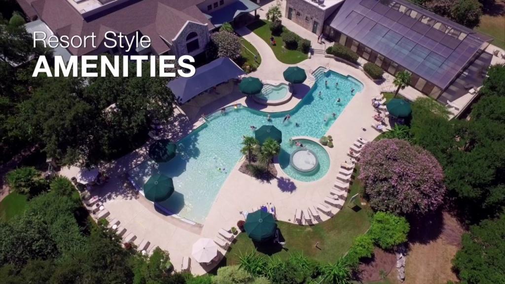 Sun City Texas Active Retirement Community | Senior Living Near Me - Sun City Texas Map