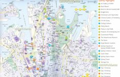 Sydney Maps   Top Tourist Attractions   Free, Printable City Street Map   Printable Map Of Sydney Suburbs