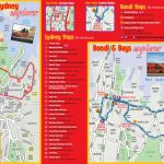Sydney Maps   Top Tourist Attractions   Free, Printable City Street Map   Printable Travel Map
