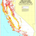 Take Two® | Audio: California's Fire Hazard Severity Maps Are Due   Where Are The Fires In California On A Map