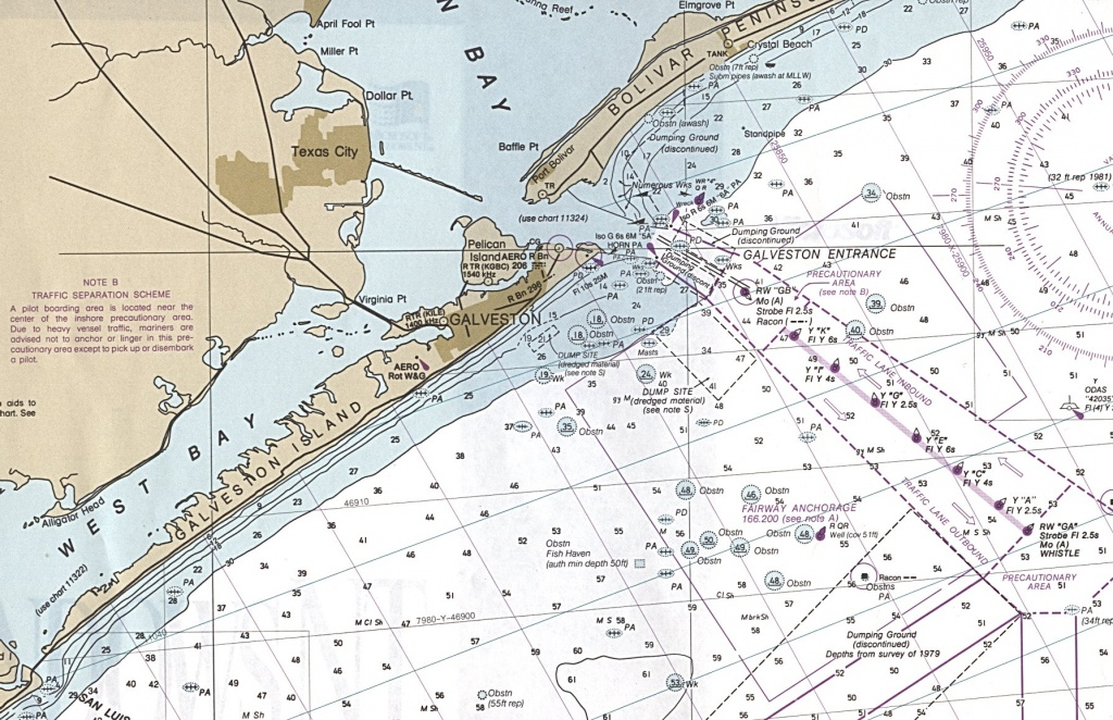 Texas City Maps - Perry-Castañeda Map Collection - Ut Library Online - Crystal Beach Texas Map