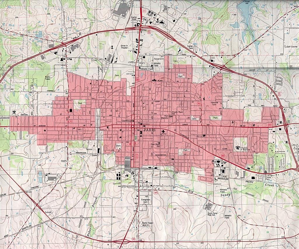 Texas City Maps - Perry-Castañeda Map Collection - Ut Library Online - Google Maps Denton Texas