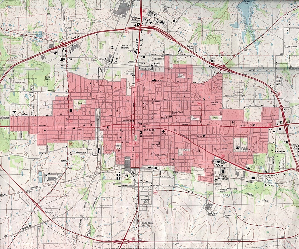 Texas City Maps - Perry-Castañeda Map Collection - Ut Library Online - Google Maps Houston Texas