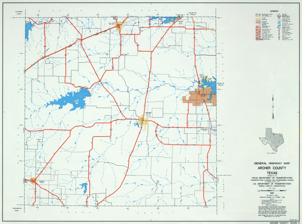 Texas County Highway Maps Browse - Perry-Castañeda Map Collection - Coryell County Texas Map