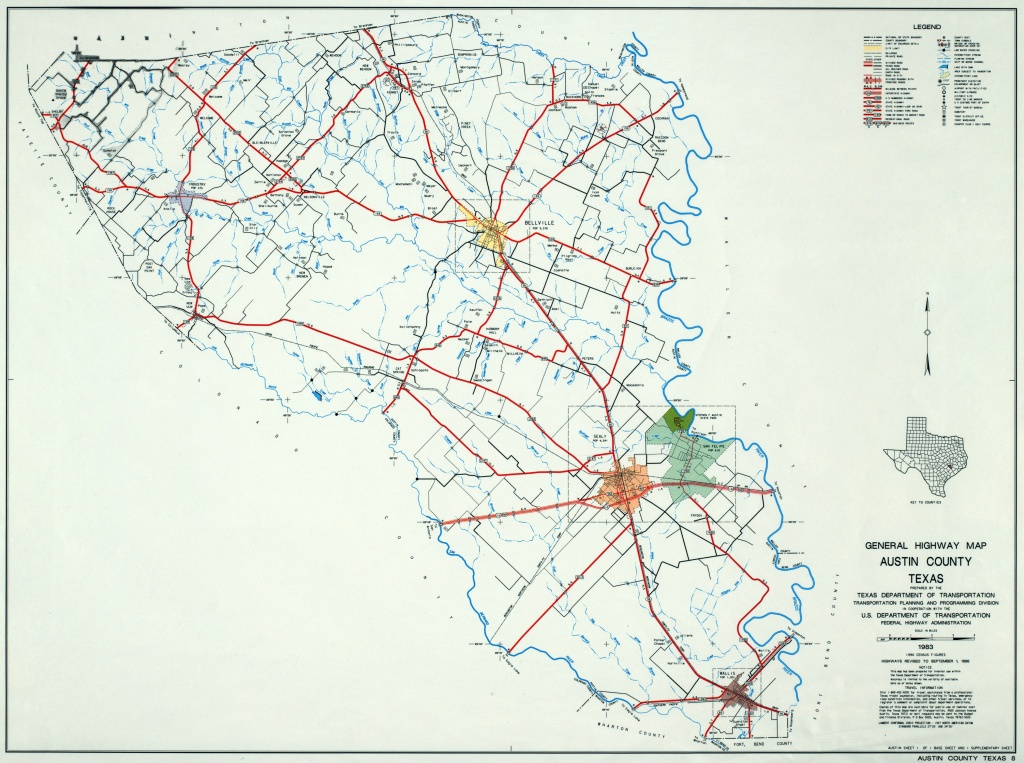Texas County Highway Maps Browse - Perry-Castañeda Map Collection - Kaufman Texas Map