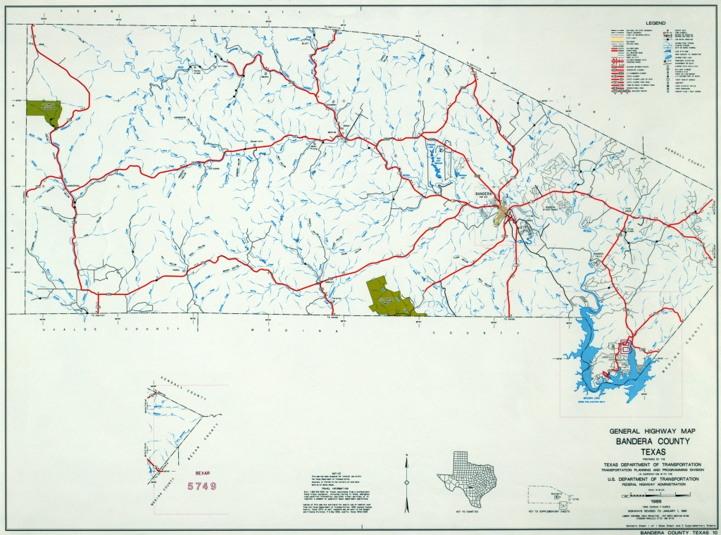 Texas County Highway Maps Browse - Perry-Castañeda Map Collection - Roads Of Texas Map Book