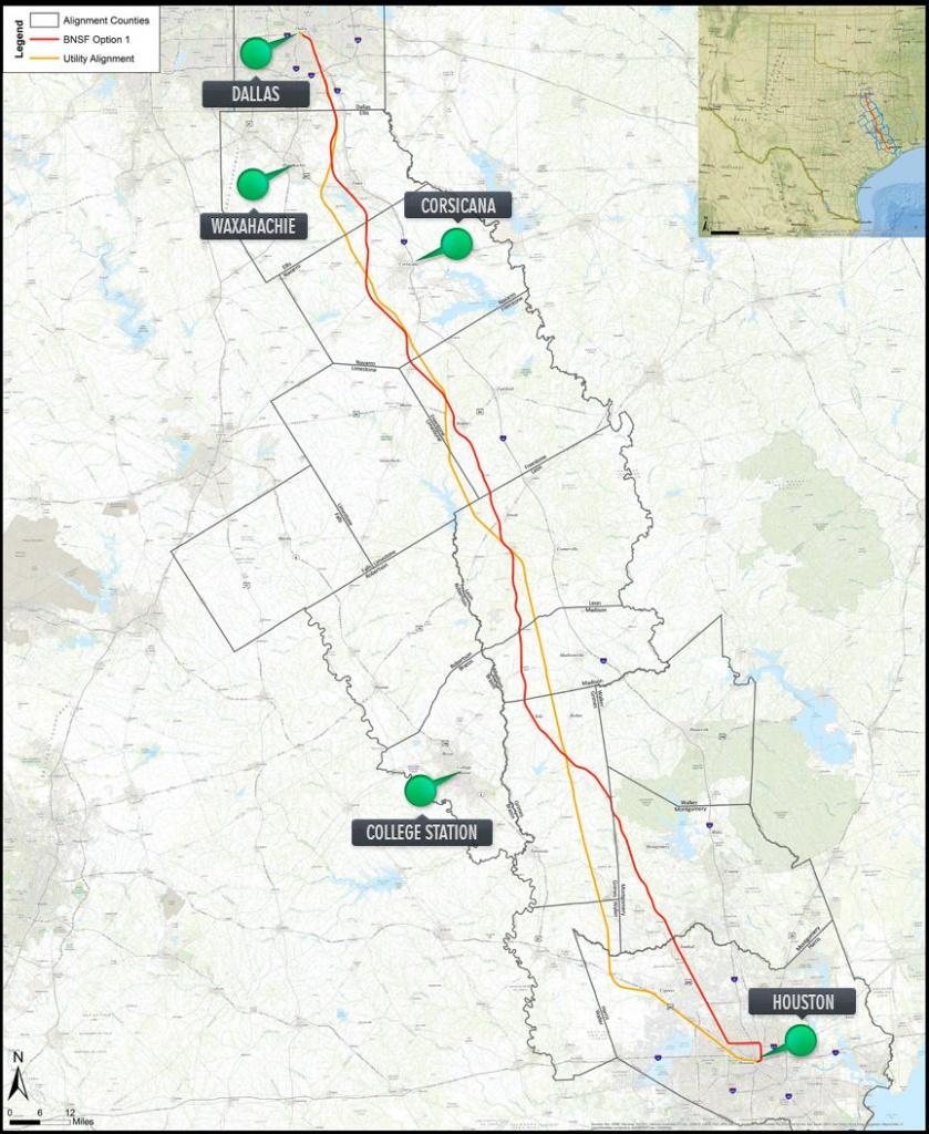 Texas High Speed Rail Map   Business Ideas 2013 - Texas High Speed Rail Map