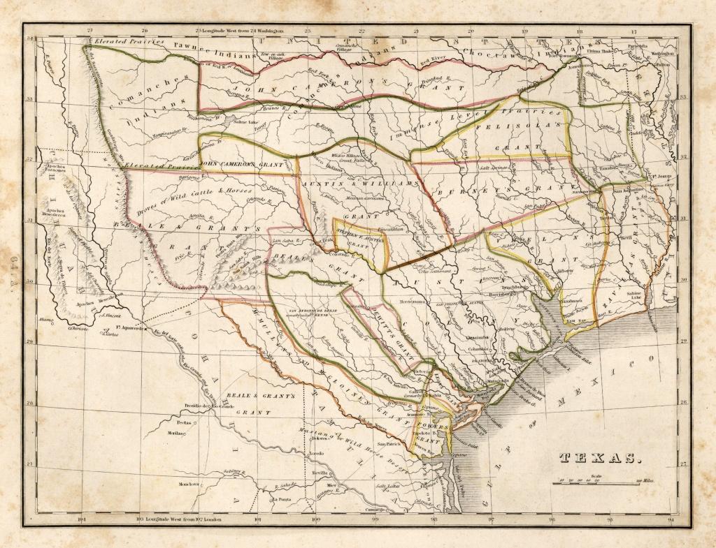 Texas Historical Maps - Perry-Castañeda Map Collection - Ut Library - Texas Grand Ranch Map