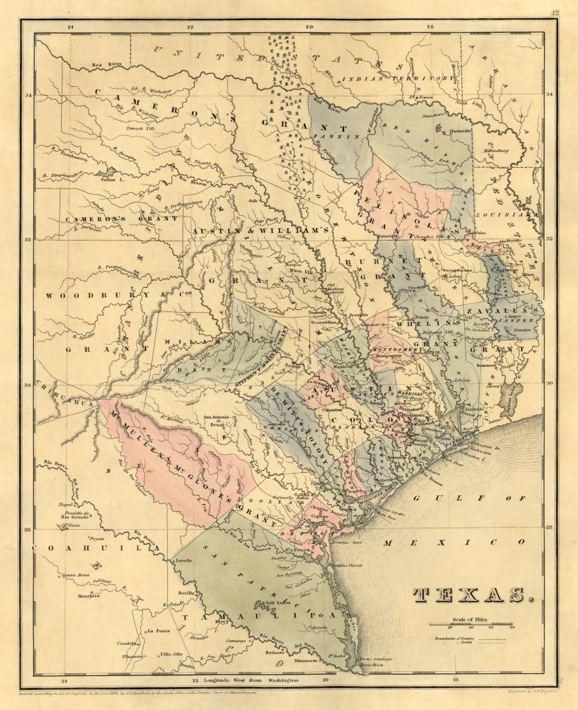 Texas Historical Maps - Perry-Castañeda Map Collection - Ut Library - Texas Historical Maps For Sale