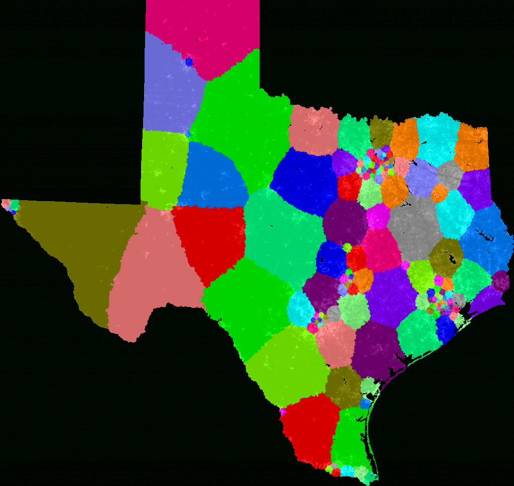 Texas House Of Representatives Redistricting - Texas State Representatives Map